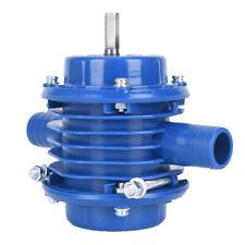 Pompe à eau pour perceuse à main auto-amorçante robust·