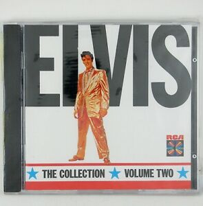ELVIS PRESLEY Elvis-The Collection Volume Two CD 1984 ROCK NM NM