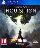 Dragon Age: Inquisition (Sony PlayStation 4, 2014) CHEAP PRICE FREE POSTAGE