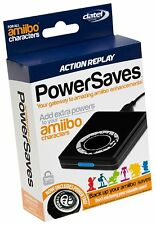 Amiibo Action Replay Powersaves & POWER TAG (Nintendo Wii U/3DS) NEW ZELDA/MARIO