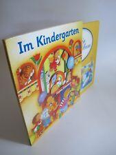 Konvolut 2 Bücher Im Kindergarten und mein Erstes Album (Unbeschrieben) K1732