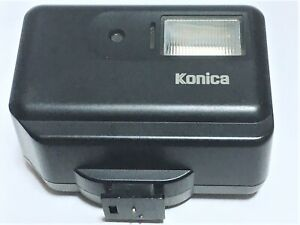 [Excellent++++] Konica HX-14 AUTO shoe Mount Flash For Konica Hexar From Japan