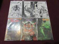 Spawn Comic Lot of 24 Nm+ 9.4 1st Print! *Rare Sketch Variants*
