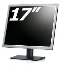 "Samsung HP LG 17"" Flat LCD TFT Monitor VGA PC Computer Display Screen Grade A"