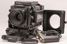 Fujifilm GX680II, GX125mm f/5.6 Lens, 120 Film Holder, GX680 II