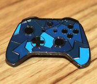 Xbox One Controller Badge Midnight Blue Forces Rare Pin E3 Promo GAMESCOM 2018