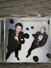 "RARE THOMAS ANDERS / FAHRENKROG ""TWO"" CD ALBUM 12 Titres ( modern talking ) 2011"