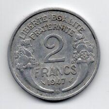 France - Frankrijk - 2 Franc 1947 B