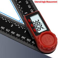 NEU Multifunktion Neigungsmesser Gefällemesser Gradmesser Winkelmessgerät 0-180°