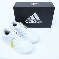 ADIDAS ENERGY CLOUD V RUNNING SHOES TRIPLE WHITE SIZE 5-9.5