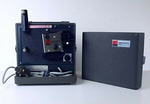 Vintage KODAK Instamatic M55-L Super 8 Movie Projector Cased and Boxed England