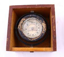 Antique Wilcox Crittenden Compass