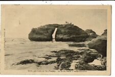 CPA-Carte Postale -France --Sion La Roche percée à marée montante  VM7758
