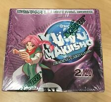 Yu Yu Hakusho Ghost Files Dark Tower Trading card game booster box