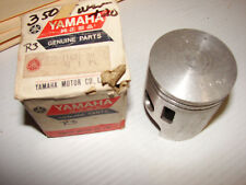 Yamaha YR1 Y2 R3 SL351 NOS Piston OEM 235-11631-20 Vintage .50 Over 61.50MM