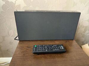 Sony CMT-X3CD Flat Hi-Fi Micro System CD, Radio, Bluetooth, Aux, USB