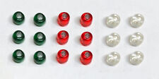 MARKER LIGHTS O On30 Scale Glass Beads for Boats Ships Set of 18 FR1765