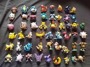 Pokemon Vintage Rare Mini Figures Mainly Tomy Make your Selection Vintage