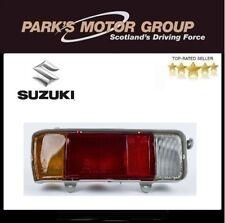 Genuine Suzuki Vitara Auto Posteriore Lampada/Luce LH/esterno passeggero 35670-60A41-000