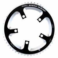FSA 52T 10/11sp. BCD: 110mm 5 Bolts Super Road Outer Chainring For Double Alumin
