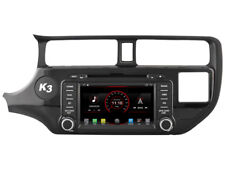 "7"" Android 8.1 Car DVD GPS Radio Player for Kia Rio III Pride 2011-2014 WiFI OBD"