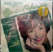 VALENTE CATERINA I GRANDI SUCCESSI ITALIANI  LP 1989 MINT ITALY