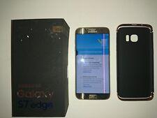Samsung SM-G935F Galaxy S7 Edge rosa 32GB mit Fehler im Display