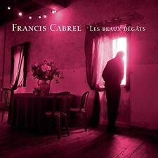 """CD """"Los Fino Daño """" - Francis Cabrel Nuevo en Blíster"""
