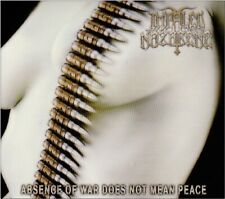 ABSENCE OF WAR DOES NOT MEAN P - IMPALED NAZARENE [CD]