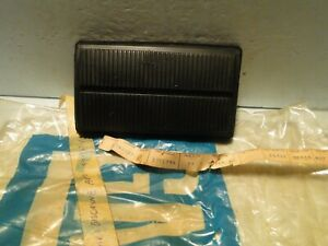1958-1970 Chevy Impala Bel Air Corvette Nova Brake Pedal Pad OEM GM NOS 3881784