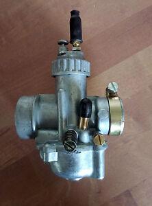 Kreidler Foil Mf Mp 2 1 4 Carburettor 1/20/59 Moped Kkr Flory Tuning a-Ware