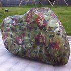 Camouflage Motorcycle Cover Waterproof Outdoor Rain Dust Sun UV Protector XXL US