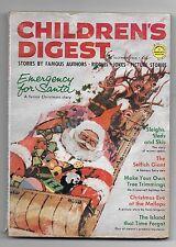 December 1963 Children's Digest Paperback Book