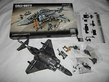 Call of Duty Combat Fighter (#652) Mega Bloks - Complete - Built w/Box