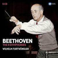 Wilhelm Furtwängler - Beethoven: The Complete Symphonies [CD]