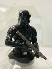 star wars death trooper buste de  collection collector's édition neuf  fascicul