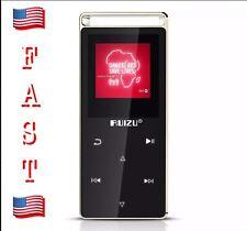 RUIZU D01 Stereo Lossless Sound MP3 Player 1.8 inch Screen FM TF Card Slot L7Y3