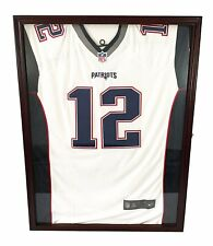 DECOMIL - ULTRA CLEAR UV Protection Baseball /Football Jersey Frame Display Case