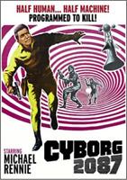 Cyborg 2087 DVD Michael Rennie New and Sealed Plays Worldwide