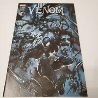 Venom #150 Clayton Crain Unknown Comics Variant Cover Connecting Mravel