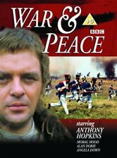 War and Peace 1972 DVD Set Complete TV Series BBC Drama R2 PAL UK Brand New