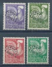 264832) Frankreich Nr.1302-1305** Vorausentwertungen