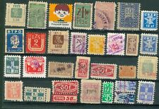 Poland Interesting selection of Twenty-one (31) Diff. Bob Labels, Cinderellas