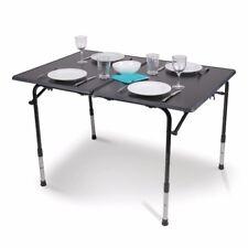 Kampa HI-LO Pro Large Premium pliable Table de camping avec réglable jambes