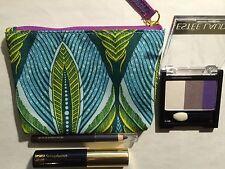 Estee Lauder Gift Set:Pure Color EyeShadow Trio and Bag, Mascara, Eye Pencil