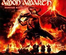 Surtur Rising [CD/DVD] [Digipak] by Amon Amarth (CD, Mar-2011, 2 Discs, Metal Bl