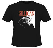 Gilligans Island Cool Funny Retro TV Show Black T Shirt