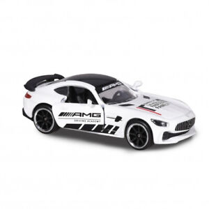Mercedes AMG GT R White Majorette Racing Cars 9613 1:64 2020