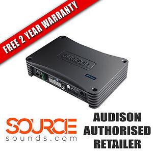 Audison AP8.9BIT 8 Channel Amp w/ Processor - FREE TWO YEAR WARRANTY