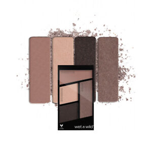 WET N WILD Color Icon Eyeshadow Quad - Silent Treatment